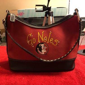 Handbags - Lg Florida State Seminole Handbag